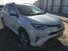 Certified Used 2017 Toyota RAV4 Platinum SUV for sale in Twin Falls ID