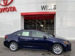 New 2020 Toyota Corolla XLE Sedan for sale in Twin Falls ID