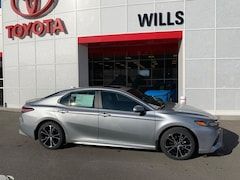 New 2019 Toyota Camry SE Sedan for sale in Twin Falls ID
