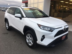 Certified Used 2019 Toyota RAV4 XLE SUV for sale in Twin Falls ID