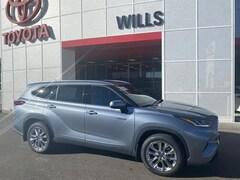 2021 Toyota Highlander Hybrid Limited SUV for sale in Twin Falls ID