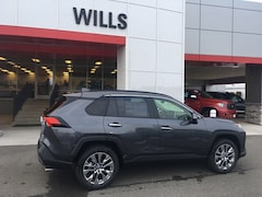 2020 Toyota RAV4 Limited SUV for sale in Twin Falls ID