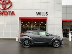 New 2019 Toyota C-HR Limited SUV for sale in Twin Falls ID