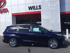 2021 Toyota Sienna Limited 7 Passenger Van for sale in Twin Falls ID