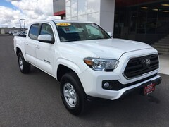 Certified Used 2019 Toyota Tacoma SR5 Truck Double Cab for sale in Twin Falls ID