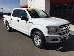 New 2020 Ford F-150 XLT Truck SuperCrew Cab for Sale in Twin Falls, ID