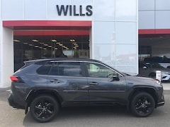 New 2019 Toyota RAV4 Hybrid XSE SUV for sale in Twin Falls ID