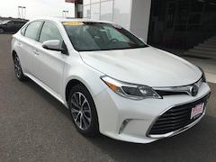 New 2018 Toyota Avalon XLE Premium Sedan for Sale in Twin Falls, ID