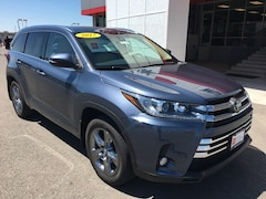 New 2017 Toyota Highlander Limited Platinum SUV for Sale in Twin Falls, ID