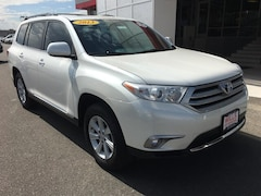 New 2013 Toyota Highlander SE SUV for Sale in Twin Falls, ID