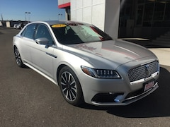 New 2017 Lincoln Continental Reserve Sedan for Sale in Twin Falls, ID
