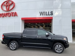 2019 Toyota Tundra Platinum 5.7L V8 Truck CrewMax for sale in Twin Falls ID