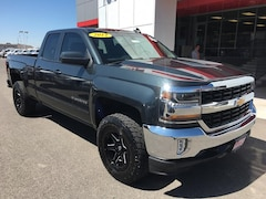 Used 2017 Chevrolet Silverado 1500 LT Truck Double Cab for sale in Twin Falls ID