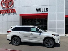 New 2019 Toyota Highlander Limited Platinum V6 SUV for sale in Twin Falls ID