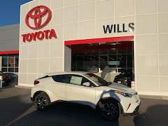 New 2019 Toyota C-HR XLE SUV for sale in Twin Falls ID