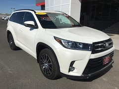 New 2017 Toyota Highlander SE V6 SUV for Sale in Twin Falls, ID