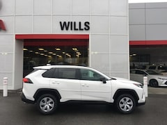 2021 Toyota RAV4 LE SUV for sale in Twin Falls ID