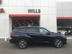 2021 Toyota Highlander XLE SUV for sale in Twin Falls ID
