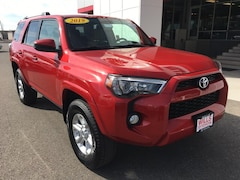 Used 2019 Toyota 4Runner SR5 SUV for sale in Twin Falls ID