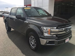 New 2020 Ford F-150 Lariat Truck SuperCrew Cab for Sale in Twin Falls, ID