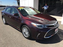 Used 2018 Toyota Avalon Hybrid Limited Sedan for sale in Twin Falls ID