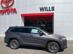 2019 Toyota Highlander Hybrid XLE V6 SUV for sale in Twin Falls ID