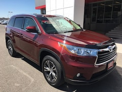 New 2016 Toyota Highlander XLE SUV for Sale in Twin Falls, ID
