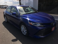 Used 2018 Toyota Camry LE Sedan for sale in Twin Falls ID