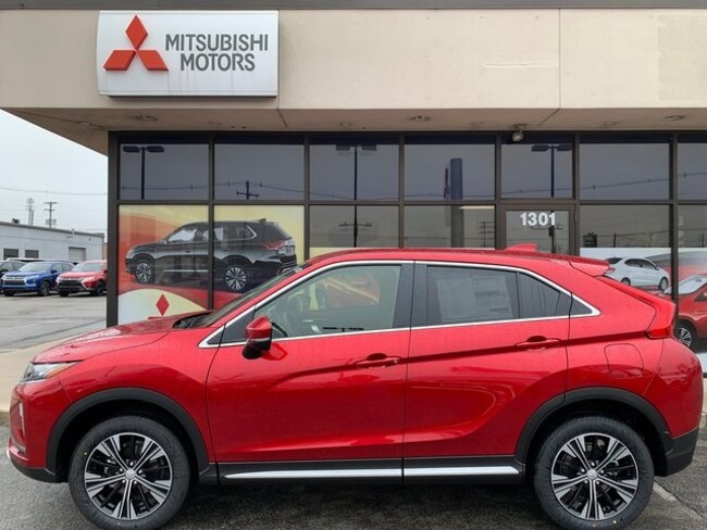 2020 Mitsubishi Eclipse Cross SE CUV