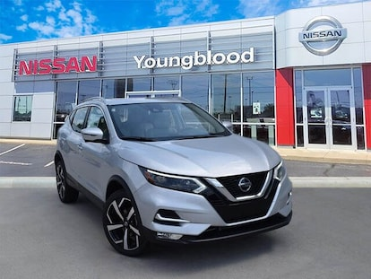New 2020 Nissan Rogue Sport For Sale At Youngblood Nissan Vin Jn1bj1cv5lw541228