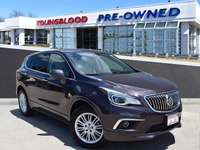 Used 2017 Buick Envision Preferred SUV in Springfield, MO
