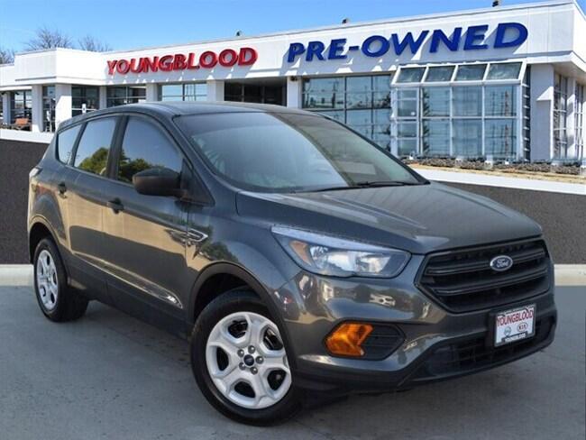 Used 2018 Ford Escape S SUV in Springfield, MO