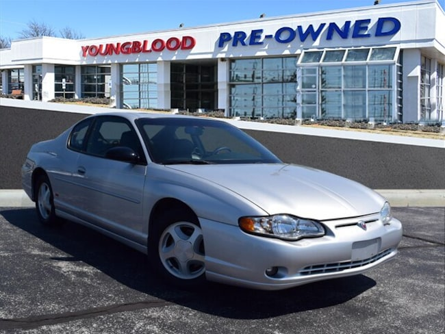 Used 2004 Chevrolet Monte Carlo SS Coupe in Springfield, MO