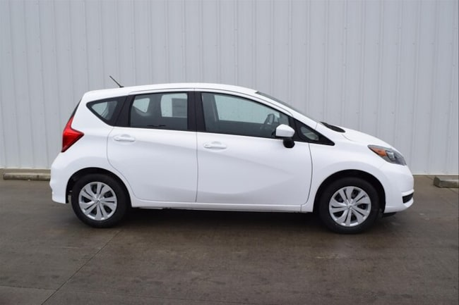 New 2019 Nissan Versa Note S Hatchback in Springfield, MO