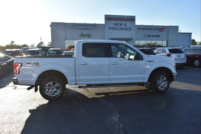 Used 2016 Ford F-150 Truck SuperCrew Cab in Springfield, MO