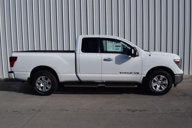 New 2018 Nissan Titan SV Truck King Cab in Springfield, MO