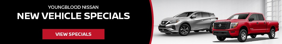 Youngblood Nissan New Vehicle Specials