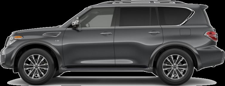 2018 Nissan Armada Trim Levels Sv Vs Sl Vs Platinum