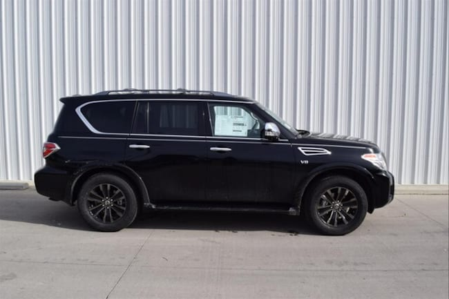 New 2019 Nissan Armada For Sale At Youngblood Nissan Vin