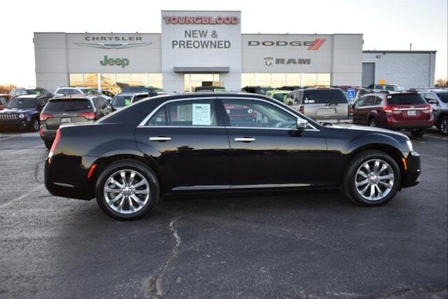 Used 2018 Chrysler 300 Limited Sedan in Springfield, MO
