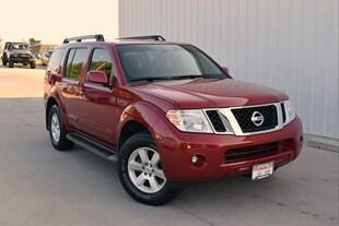 2012 Nissan Pathfinder SV 4x4 (A5) SUV