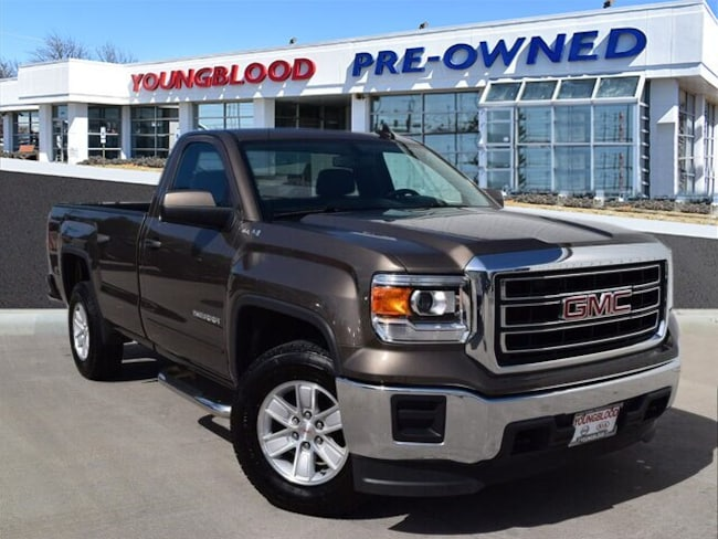Used 2015 GMC Sierra 1500 SLE Truck Regular Cab in Springfield, MO