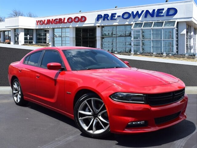 Used 2015 Dodge Charger R/T Sedan in Springfield, MO