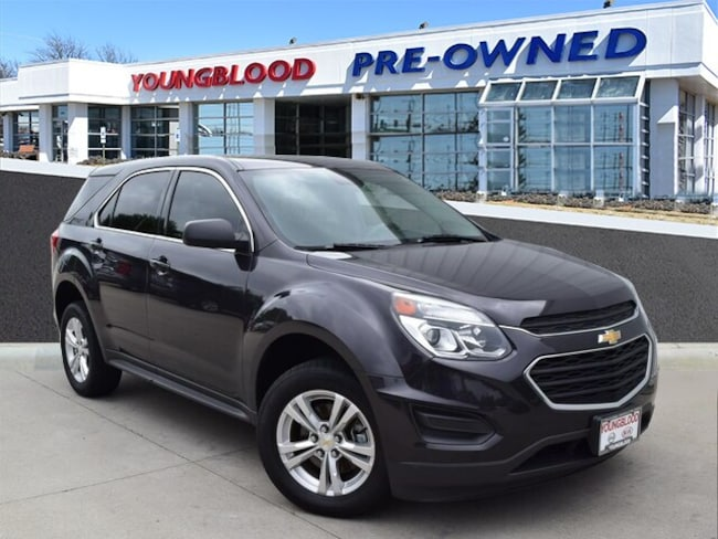 Used 2016 Chevrolet Equinox LS SUV in Springfield, MO