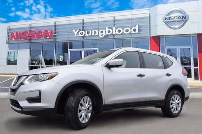 New 2019 Nissan Rogue S SUV in Springfield, MO