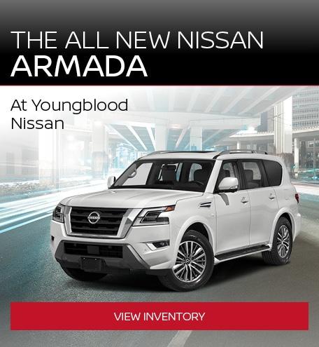 The All New Nissan Armada