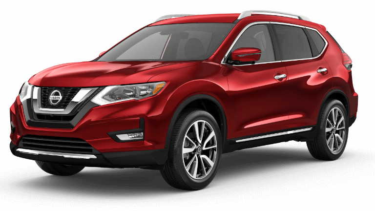 2020 Nissan Rogue Trim Comparison: S vs. SV vs. SL ...