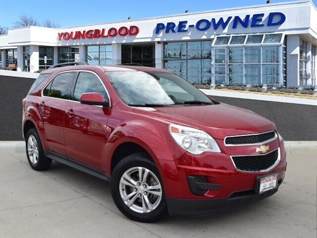 Used 2013 Chevrolet Equinox 1LT SUV in Springfield, MO