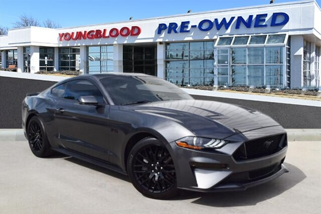 Used 2018 Ford Mustang Coupe in Springfield, MO