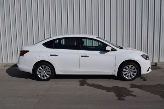 New 2019 Nissan Sentra S Sedan in Springfield, MO